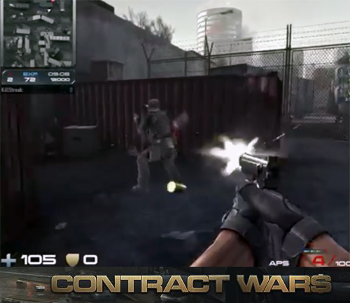 Contract Wars Cheats, Tips & Guides - GameHunters Club