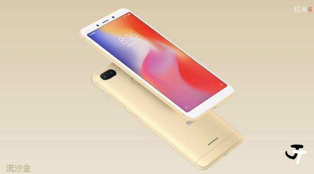 Resmi ! Xiaomi Redmi 6, 6A Dilengkapi dengan Layar Penuh, Kamera Ganda, dan Harga Mulai 599 Yuan atau Sekitar Rp 1.3 jutaan