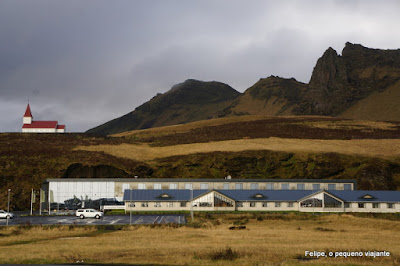 hotel em vik islandia