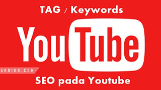 Cara Mengetahui Tag Video Youtube