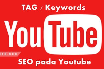 Cara Mengetahui Tag Video Youtube