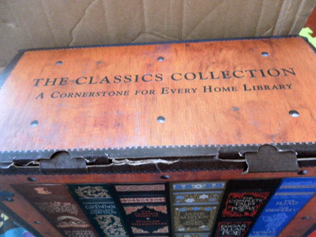 Barnes & Noble Leatherbound Classic Boxed Set