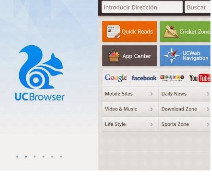 Cara Setting UC Mini Handler Internet Gratis Telkomsel Opok