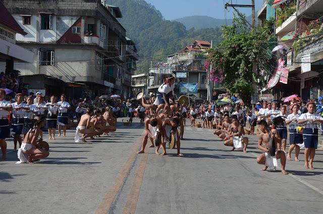 Cultural Parade Indigenous Street Dancing Municipality Presenations