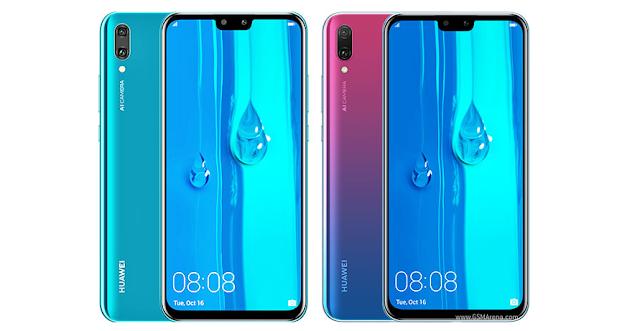 Belum usang ini pabrikan asal Tiongkok kembali mengumumkan ponsel terbarunya yang dikenal d Harga dan Spesifikasi Huawei Y9 2019