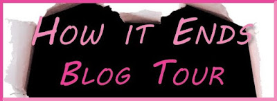 How It Ends Blog Tour banner