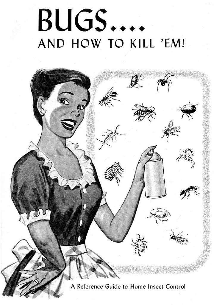 Bugs .....You Can't Kill Em'!!!