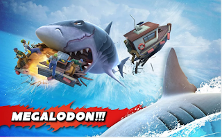 hungry shark evolution kumpulan game android offline terbaik
