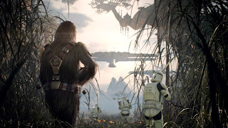 Star Wars Battlefront 2 OS X Wallpaper