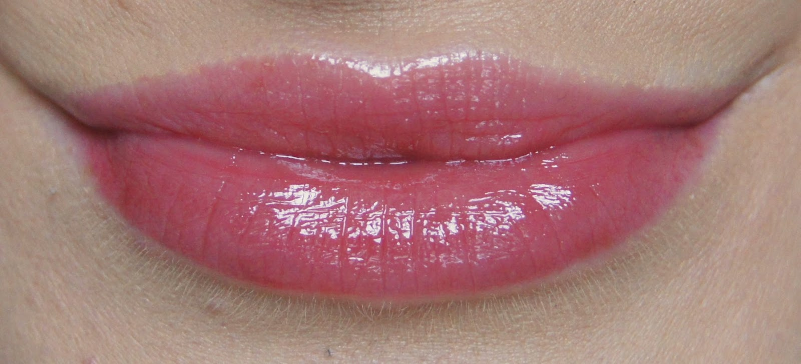 soap and glory sexy mother pucker gloss stick plum jam swatch review
