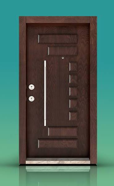 50 Contemporary & Modern Interior Door Designs for Most ...
