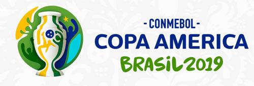 2019 Copa America Logo
