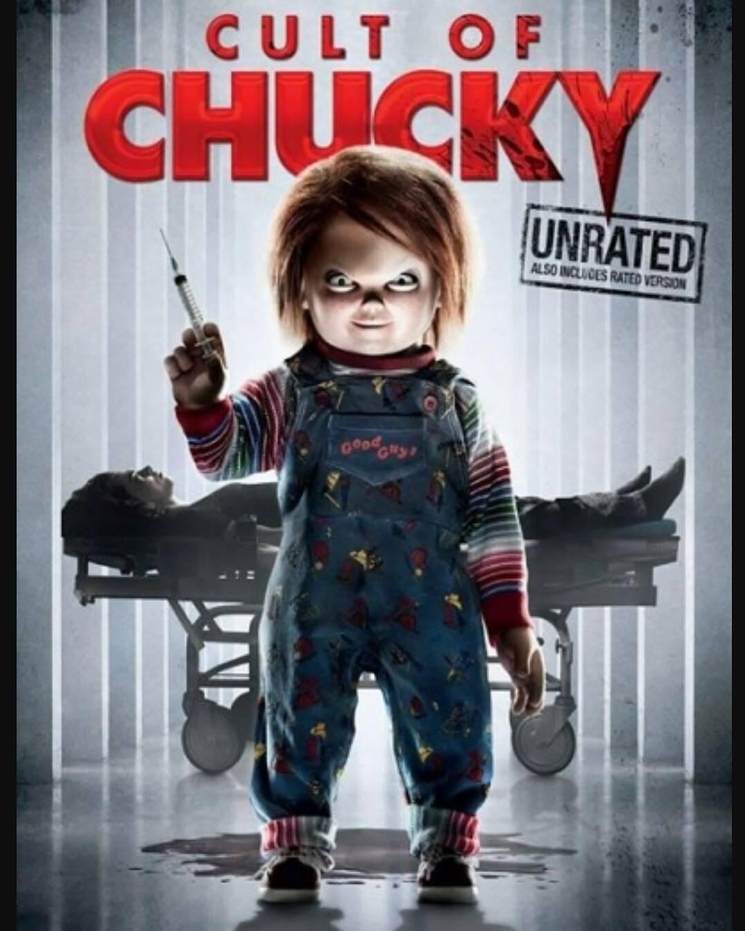 Xem Phim Ma Búp Bê 7: Sự Tôn Sùng Chucky 2017