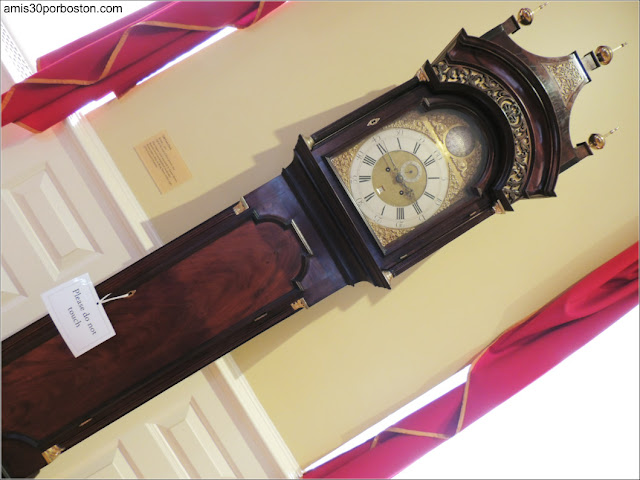 Reloj de Salón del Old State House