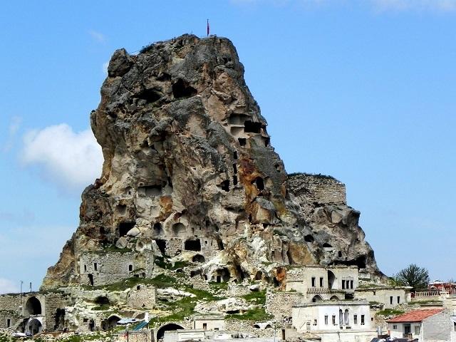 Cappadocia Ortahisar Castle