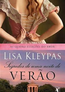 [Resenha] Segredos de uma noite de Verāo - Livro 01 - Lisa Kleypas