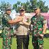 Apel Gelar Pasukan Jelang Pilpres 2019, Kapolres Bangkalan dan TNI Siap Sukseskan Kampanye Terbuka dan Pemungutan Suara