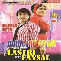 Lastri & Faysal - Cinto Sabateh Angan (Full Album)