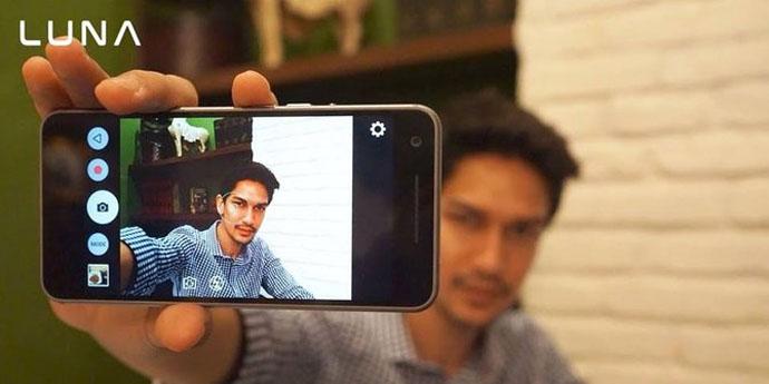 Kamera Smartphone Luna G