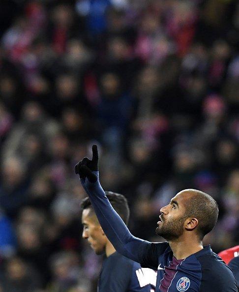 Lucas Moura Premier League Goals: El PSG Se Salva Sobre La Bocina Contra El Débil Dijon