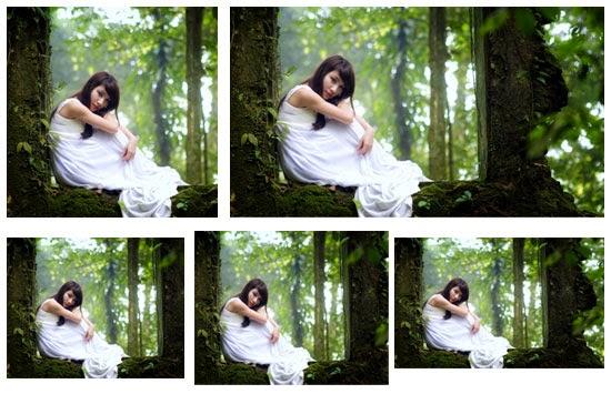 edit foto cropping image