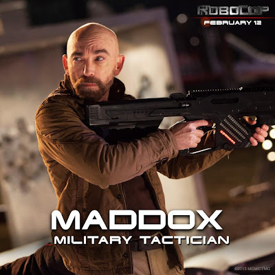 Maddox (Jackie Earle Haley)