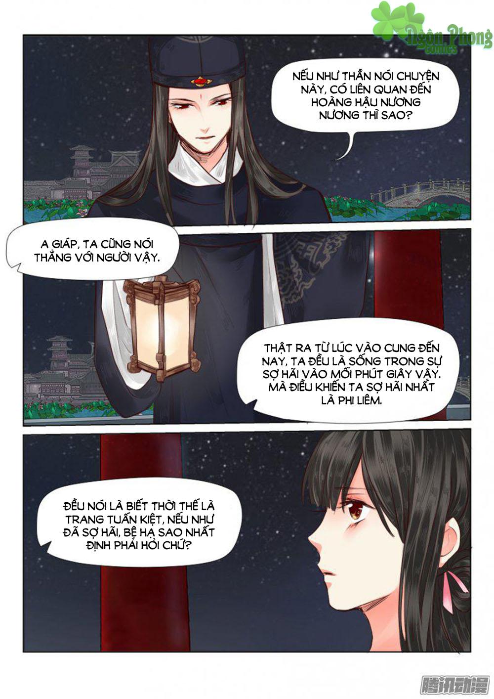 Luôn Có Yêu Quái Chapter 37