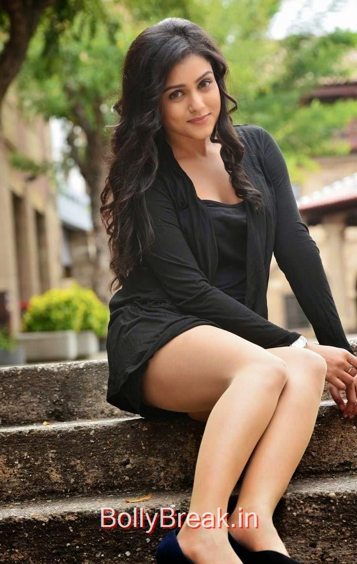 Mishti-Chakraborty-Stills-From-Chinnadana-Nee-Kosam-Movie-51, Hot HD Images Of Mishti Chakraborty in Black Dress