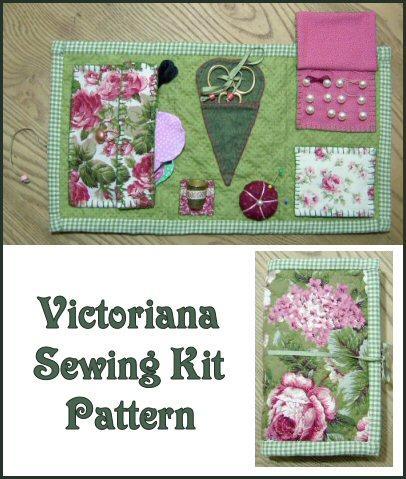 Victoriana Sewing Kit Pattern