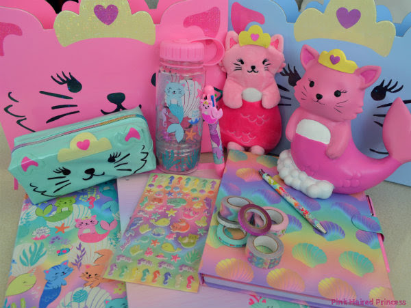 paperchase purr maids stationery haul