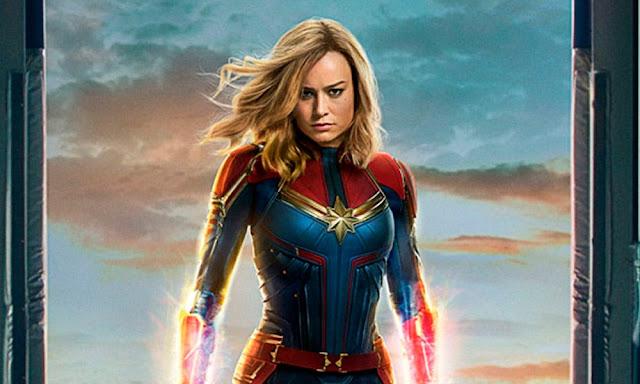 """Desde que foi lançado o trailer de Vingadores: Ultimato, muitas pessoas """"piraram"""" com o que viram, e uma dessas coisas, foi o fato do Homem de Ferro estar perdido no espaço, e como ele sairá dali. Mas e se o trailer tiver dado a resposta? E se a Capitã Marvel tiver de certa forma aparecido no trailer? E se ELA tiver salvado Tony Stark? É sobre isso que conversaremos agora."""