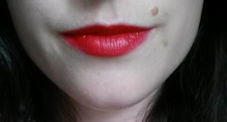 Le maquillage & les lunettes : Conseils & tutoriel (Back to School 2015) lèvres