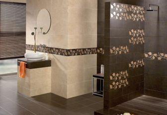 Decoración de azulejos en baños