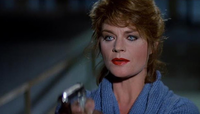 Celebrity Nude Century: Meg Foster (Cagney & Lacey)