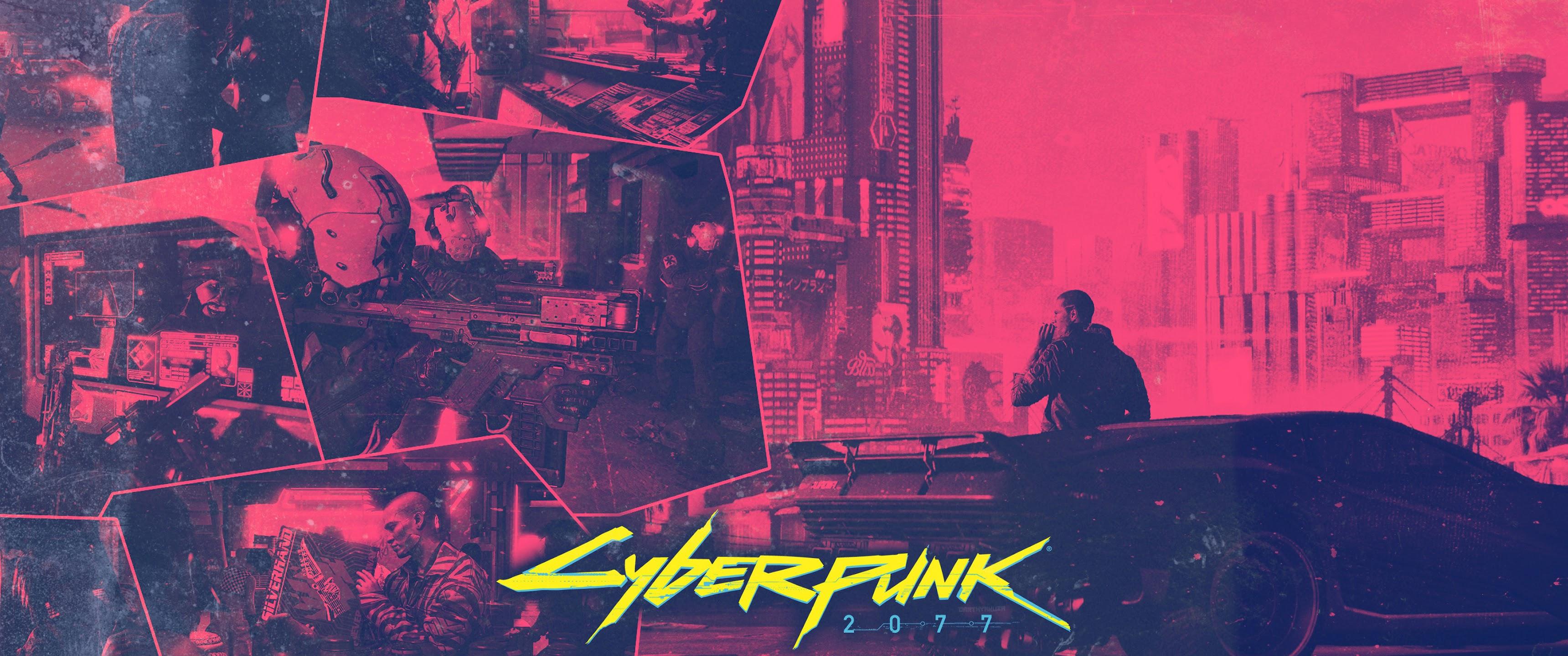 Cyberpunk 2077, 4K, #101 Wallpaper