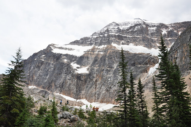 Edith Cavell, Jasper National Park, Alberta, Canada