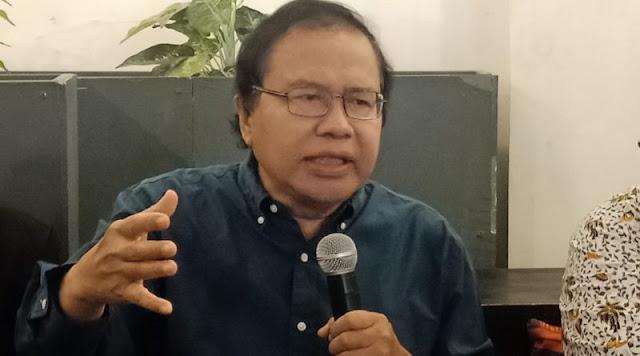 Rizal Ramli: Akhir Tahun 2017 Sudah Dikatakan, Hati-Hati Ekonomi Indonesia Lampu Kuning