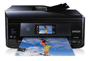 Epson Expression Premium XP-830 Small-in-One® All-in-One Printer photos