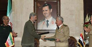 Negara Syiah Iran dan Suriah Tandatangani Kesepakatan Rekonstruksi