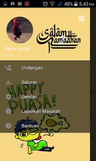 BBM MOD Ramadhan V2.13.1.14 Apk