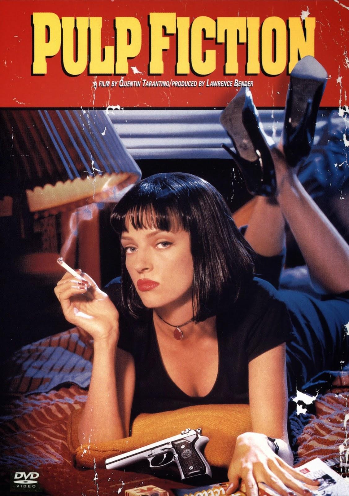 Pulp Fiction – Tempo de Violência - HD 720p