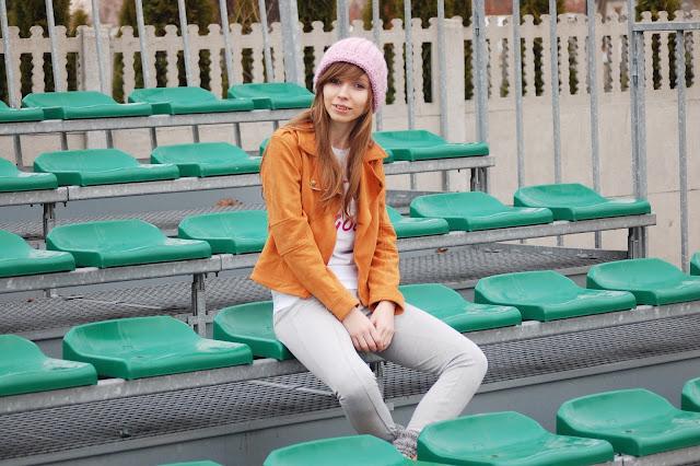 Sportowa stylizacja - BLINKI.PL