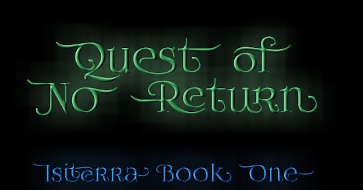 #FantasyFriday - Quest: Chapter Three