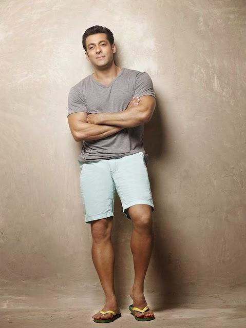 Salman Khan Height Weight Body Measurements