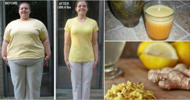 How To Lose Weight And Burn Your Belly Fat With Ginger