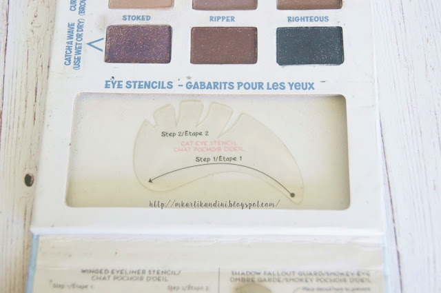 The Balm Balmsai Eyeshadow Review