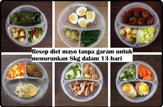 Diet Tanpa Garam