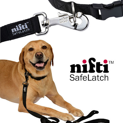 Protect What Matters With Nifti™ SafeLatch Leashes +Giveaway!