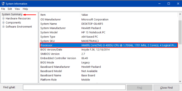 Ways to See Number of Cores in CPU on Windows 10