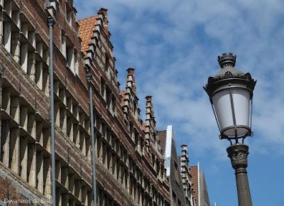 Bélgica - um dia em Antuérpia